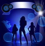 Fashion Party Stock Photo