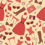 Fashion pattern Royalty Free Stock Photography