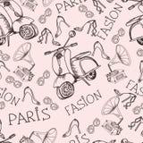 Fashion pattern Royalty Free Stock Image