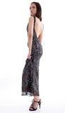 Fashion photo of beautiful lady Stock Photography