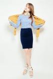 Fashion Photo of Beautiful Woman Royalty Free Stock Photo