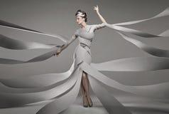 Fashion Photo Of A Woman Stock Photography
