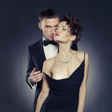 Sensual couple Royalty Free Stock Photo
