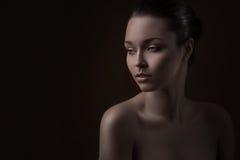 Fashion photo of woman beauty Royalty Free Stock Photography