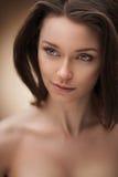 Fashion photo of woman beauty Stock Photography