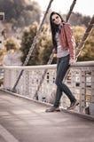 Fashion photo Royalty Free Stock Photography