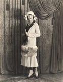 Fashion pioneer royalty free stock photo