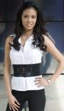 Fashion Portrait royalty free stock photos