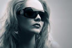 Fashion portrait Stock Photography