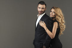 Free Fashion Portrait Of  Couple Stock Photography - 48917372