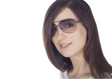 Fashion portrait of sexy, young, beautiful woman Stock Photo