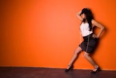 Fashion pose. Stock Photography