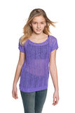 Fashion pretty preteen girl Stock Photo
