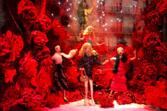 Fashion Puppets Printemps December 2015 Stock Photography