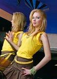 Fashion reflection Royalty Free Stock Image