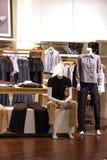 Fashion retail stock photo