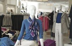 Fashion retail store Royalty Free Stock Image