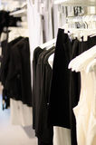 Fashion retail store Stock Images