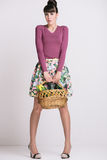 Fashion retro spring style Stock Images