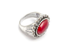 Fashion Ring Royalty Free Stock Image