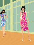 Fashion Runaway Royalty Free Stock Images