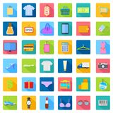 Fashion and Sale Icon Royalty Free Stock Photos