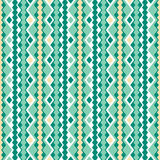 Fashion seamless tile vector pattern Stock Images