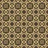 Fashion seamless tile vector pattern Stock Image