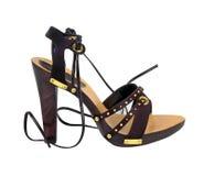 Fashion shoe Stock Photo