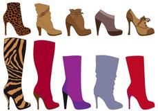 Fashion shoes,  Stock Image