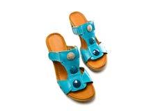 Fashion shoes Stock Photos