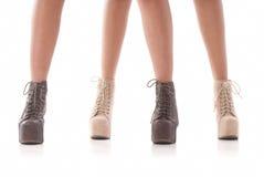 Fashion shoes Stock Image