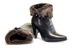 Fashion shoes. Royalty Free Stock Images