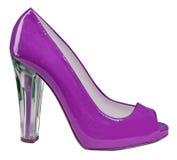 Fashion shoes stock photo