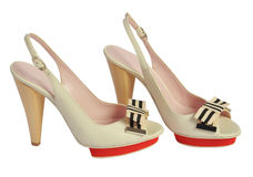 fashion shoes Royalty Free Stock Images