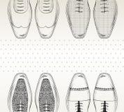 Fashion  shoes. Stock Photos