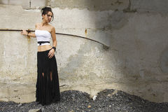 Fashion shoot Stock Images