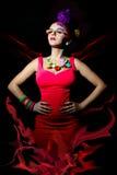Fashion Shoot Stock Image
