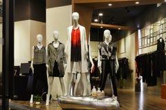 Fashion shop Royalty Free Stock Image