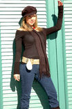 Fashion Shopper Stock Images