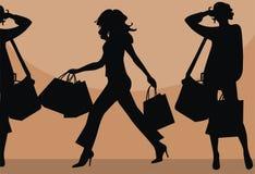 Fashion shopping Stock Photo