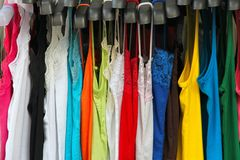 Fashion shopping Bangkok royalty free stock images