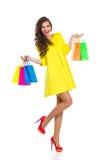 Fashion Shopping Royalty Free Stock Images