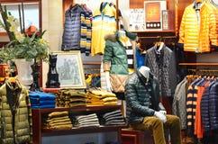 Fashion Shops Stock Photos