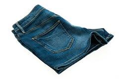 Fashion short jean pants for women Royalty Free Stock Image