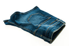 Fashion short jean pants for women Royalty Free Stock Images