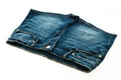 Fashion short jean pants for women Stock Photo