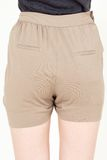 Fashion short pants Royalty Free Stock Photo