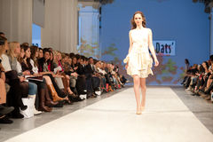 Fashion show Royalty Free Stock Photography