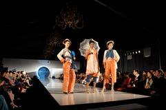Fashion show Royalty Free Stock Image